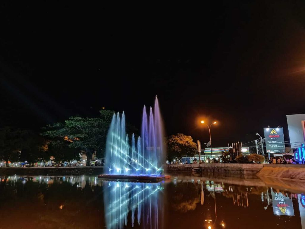 Floating Fountain Banten