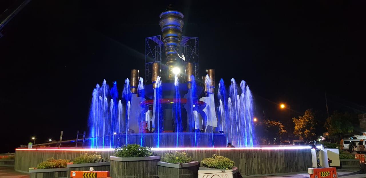 proyek air mancur
